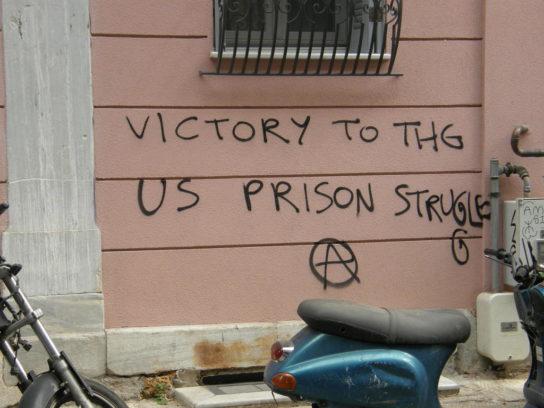 Vitória para a luta prisional norte-americana